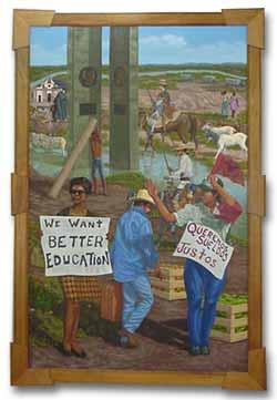 Mural Frame
