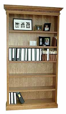 Texas Federal Bookcase