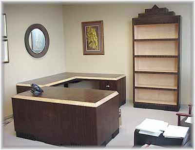 Art Deco Office Suite