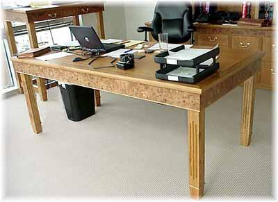 Texas Federal Executive Desk