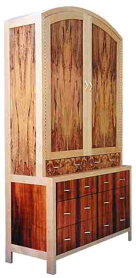 Armoire in Four Part Harmony