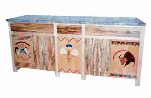 Indian Motif Bar