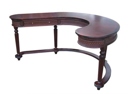 Wrap Around Desk By Masterpiece Furniture Creations
