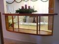 Built-in Curio Cabinet