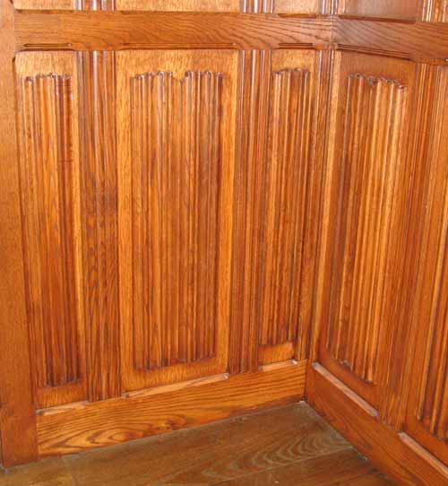 Linenfold Panels