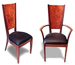 Chair and Carver