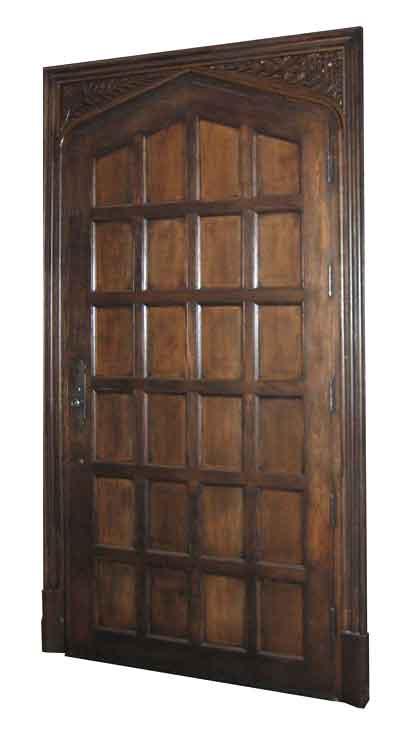 Interior Tudor Door