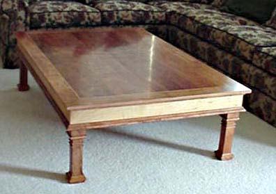 Mesquite Coffee Table